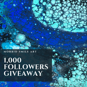 1,000 Followers Giveaway