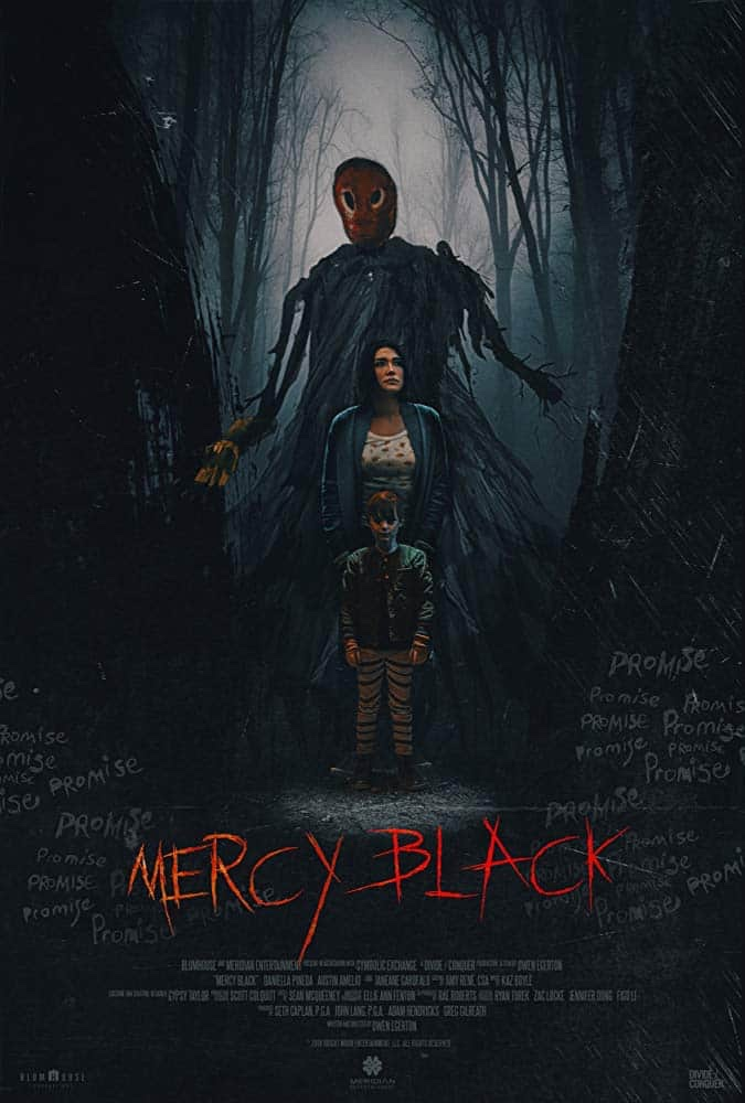 Mercy Black movie poster