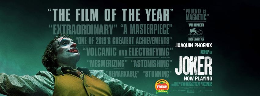 Movie Review Joker 2019 Morbid Smile