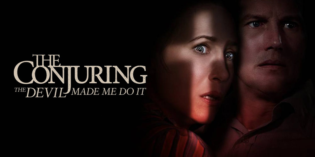 The Conjuring 3 2021 banner HDMoviesFair